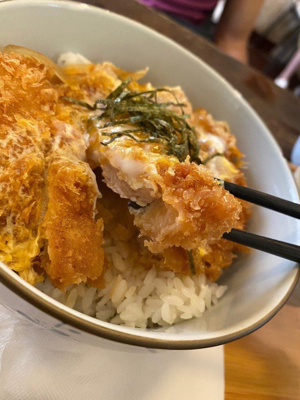 元朗美食Top 5 | 地胆懒人包 | 地区美食 嘉兵卫 KAHEE Japanese Restaurant 滑蛋吉列猪扒丼