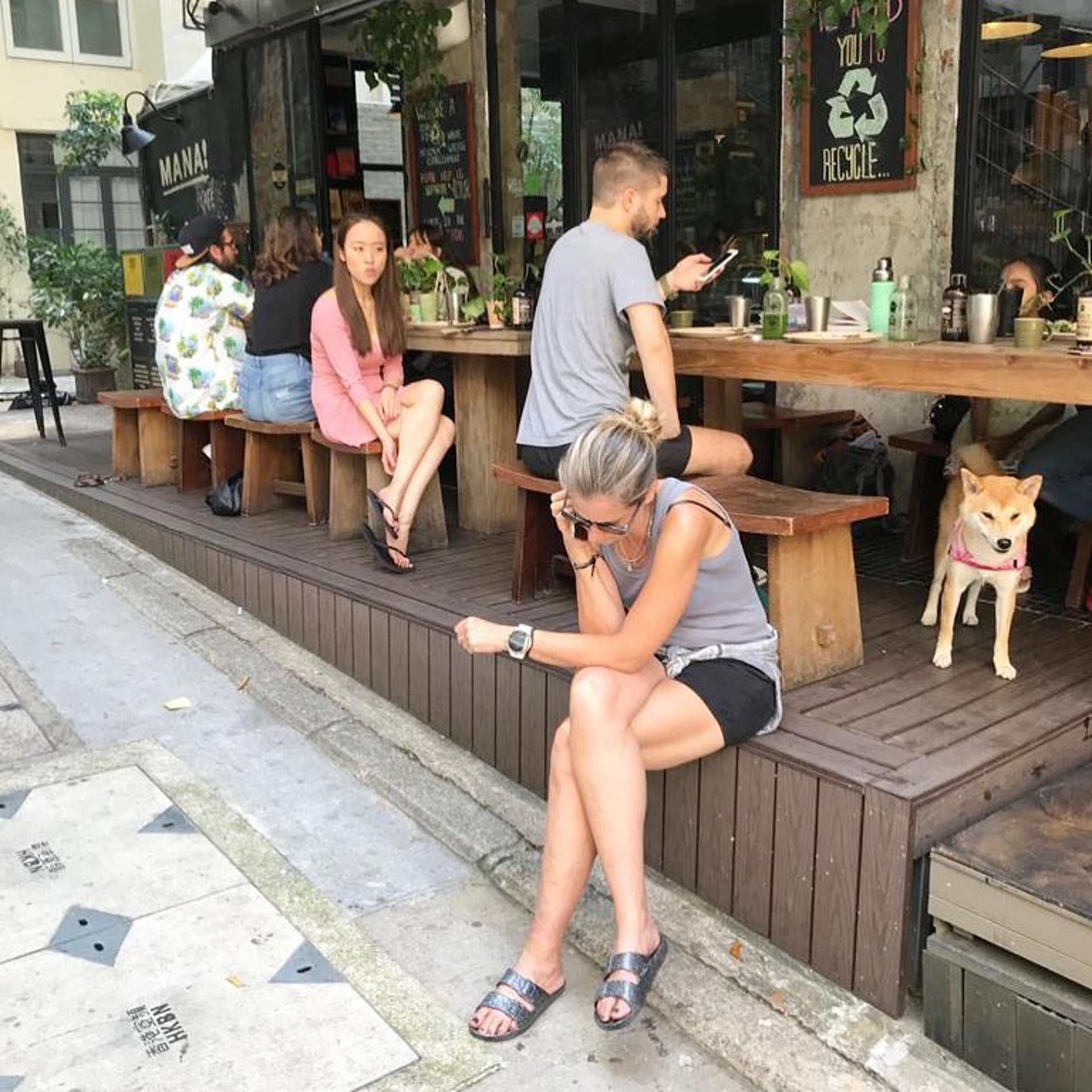 狗狗好去处 / MANA! Cafe